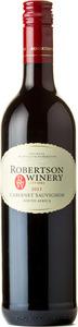 Robertson Cabernet Sauvignon 2013 Bottle