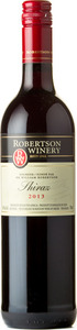 Robertson Winery Shiraz 2013 Bottle