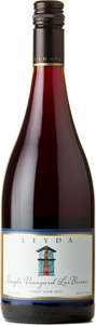 Leyda Single Vineyard Las Brisas Pinot Noir 2012 Bottle
