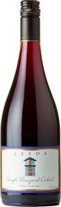 Leyda Single Vineyard Cahuil Pinot Noir 2012, Leyda Valley Bottle