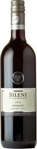 Sileni Cellar Selection Merlot 2013 Bottle