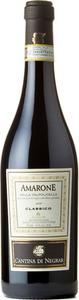Cantina Di Negrar Amarone Della Valpolicella Classico 2010 Bottle