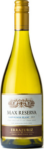 Errazuriz Max Reserva Sauvignon Blanc 2013 Bottle