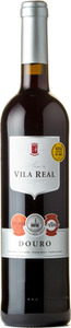 Vila Real Douro Red 2012 Bottle
