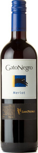 San Pedro Gato Negro Merlot 2013 (1500ml) Bottle