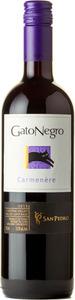 San Pedro Gato Negro Carmenère 2013 Bottle