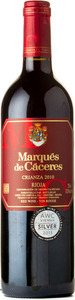 Marques De Caceres Rioja Crianza Red 2010 Bottle