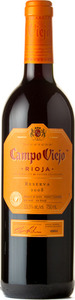Campo Viejo Reserva 2008 Bottle