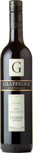 Graffigna Centenario Reserve Malbec 2012 Bottle