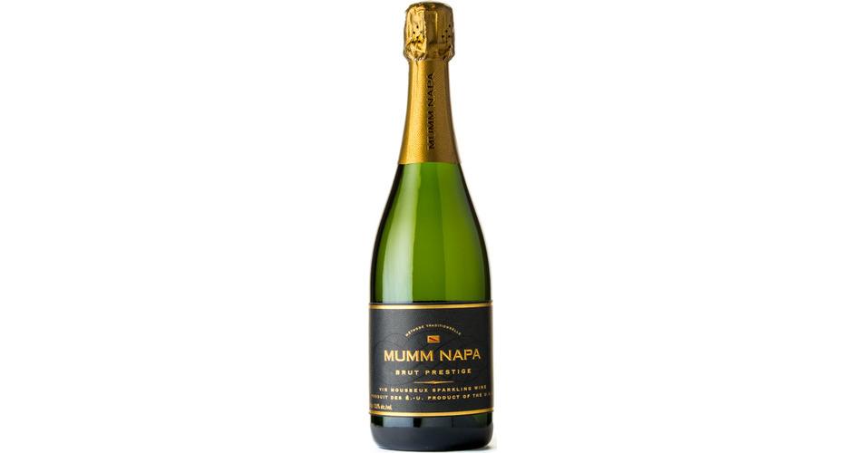 Mumm Napa Brut Prestige Expert Wine Ratings And Wine