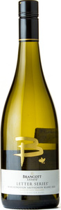 Brancott Estate Letter Series B Sauvignon Blanc 2012, Southern Valley Bottle