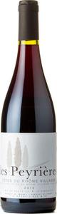 Les Peyrieres Rouge 2012, Côtes Du Rhône Villages Bottle
