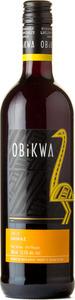 Obikwa Shiraz 2013 Bottle