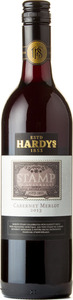 Hardys Stamp Cabernet Merlot 2013 Bottle