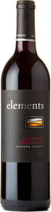 Artesa Elements Cabernet Sauvignon 2011, Sonoma County Bottle