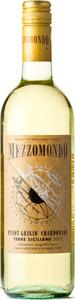 Mezzomondo Pinot Grigio Chardonnay 2013 Bottle