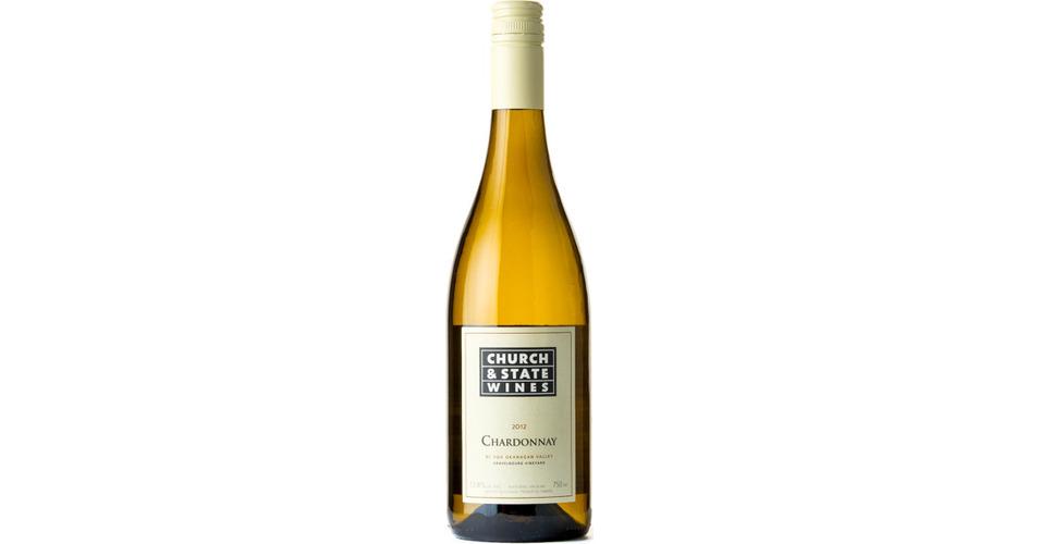 Church Amp State Chardonnay Gravelbourg 2012 Expert Wine