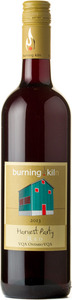 Burning Kiln Harvest Party Red 2013, VQA Lake Erie North Shore Bottle