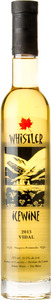 Whistler Vidal Icewine 2013 Bottle