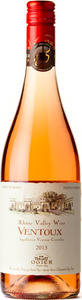Ogier Côtes Du Ventoux Rosé 2013 Bottle