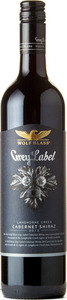Wolf Blass Grey Label Langhorne Creek Cabernet Shiraz 2012 Bottle