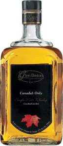 Glen Breton Single Malt Bottle