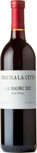 L.A. Cetto Malbec 2012, Guadalupe Valley, Baja California Bottle