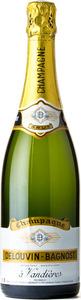 Delouvin Bagnost Brut Champagne, Récoltant Manipulant, Vandières, Ac Bottle