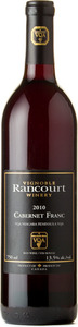 Rancourt Cabernet Franc 2010, Niagara Peninsula Bottle