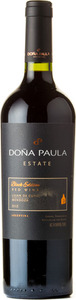 Doña Paula Estate Black Edition 2012 Bottle