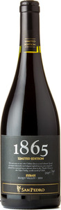 San Pedro 1865 Limited Edition Syrah 2011, Elqui Valley Bottle
