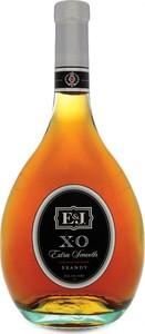 E&J Xo Brandy Bottle