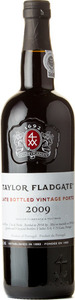 Taylor Fladgate Late Bottled Vintage 2009, Douro Superior Bottle