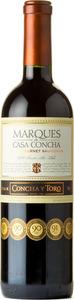 Concha Y Toro Marques De Casa Concha Cabernet Sauvignon 2012, Puente Alto  Bottle