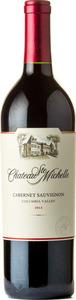Chateau Ste. Michelle Cabernet Sauvignon 2012, Columbia Valley Bottle