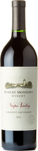 Robert Mondavi Napa Valley Cabernet Sauvignon 2011 Bottle