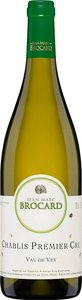 Jean Marc Brocard Vau De Vey Chablis 1er Cru 2012 Bottle