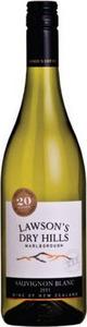 Lawson's Dry Hills Sauvignon Blanc 2013 Bottle