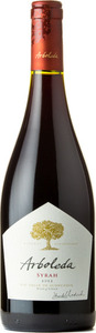 Arboleda Syrah 2012 Bottle