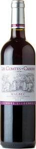 Georges Vigouroux Les Comtes Cahors Malbec 2013, Cahors Bottle