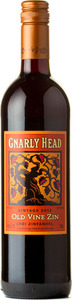 Gnarly Head Old Vine Zin Zinfandel 2012, Lodi Bottle