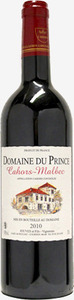 Domaine Du Prince Tradition Malbec Cahors 2011 Bottle