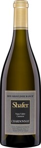 Shafer Red Shoulder Ranch Chardonnay 2012, Carneros, Napa Valley Bottle