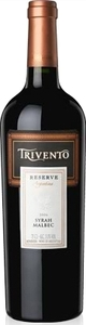 Trivento Reserve Syrah/Malbec 2012 Bottle
