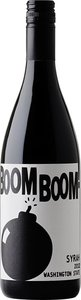 Charles Smith Boom Boom! Syrah 2013, Columbia Valley Bottle
