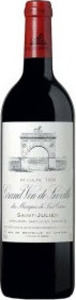 Château Léoville Las Cases 2006, Ac St Julien Bottle
