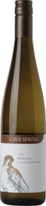 Cave Spring Riesling 2012, VQA Niagara Peninsula Bottle