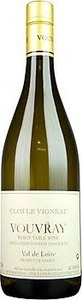 Clos Le Vigneau Vouvray 2012 Bottle