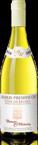 Domaine Des Malandes Côtes De Léchet Chablis 1er Cru 2012, Ac Bottle