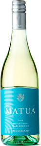 Matua Marlborough Sauvignon Blanc 2013 Bottle